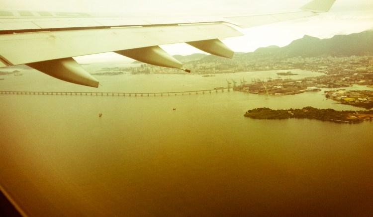 Decolare de la Rio de Janeiro