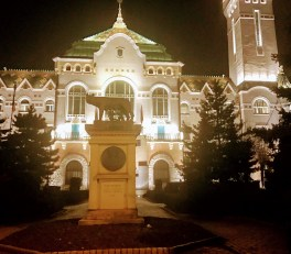 City hall Tg Mures