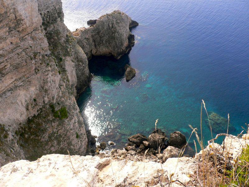 Foto  mare spiagge costa scogli cale baie fondali Isole
