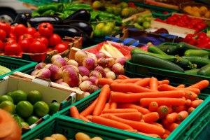 Vieste Italy Markets