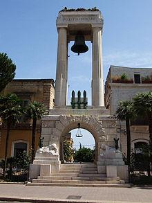 Sannicandro Di Bari Monument
