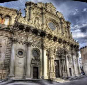 Lecce Basilica