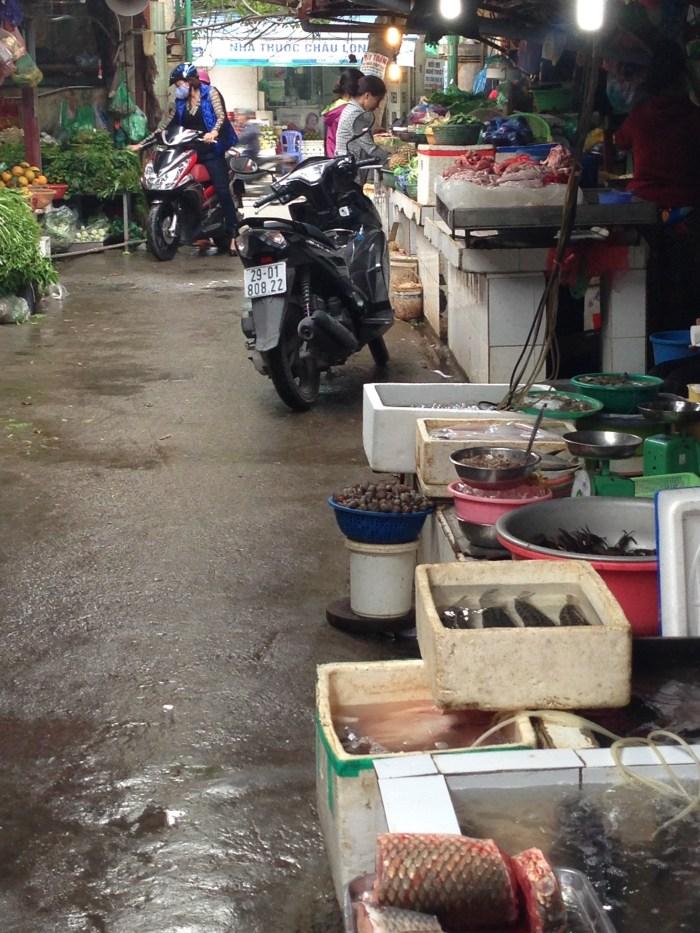 Chau long market