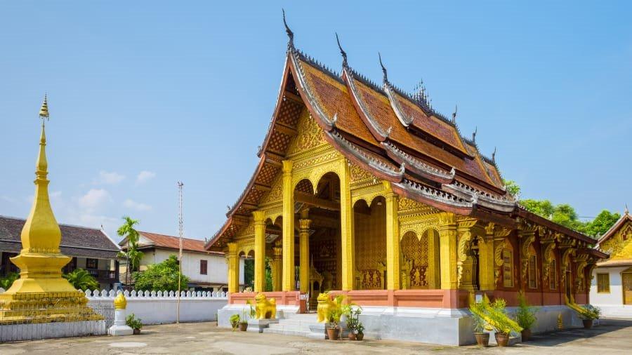 Chùa Wat Xieng Thong