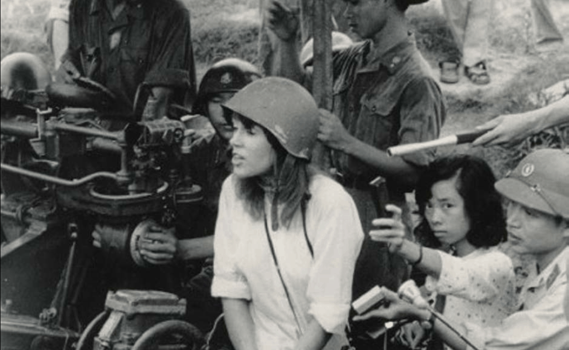 Memo to Jane Fonda: Will You Please Stop Apologizing?