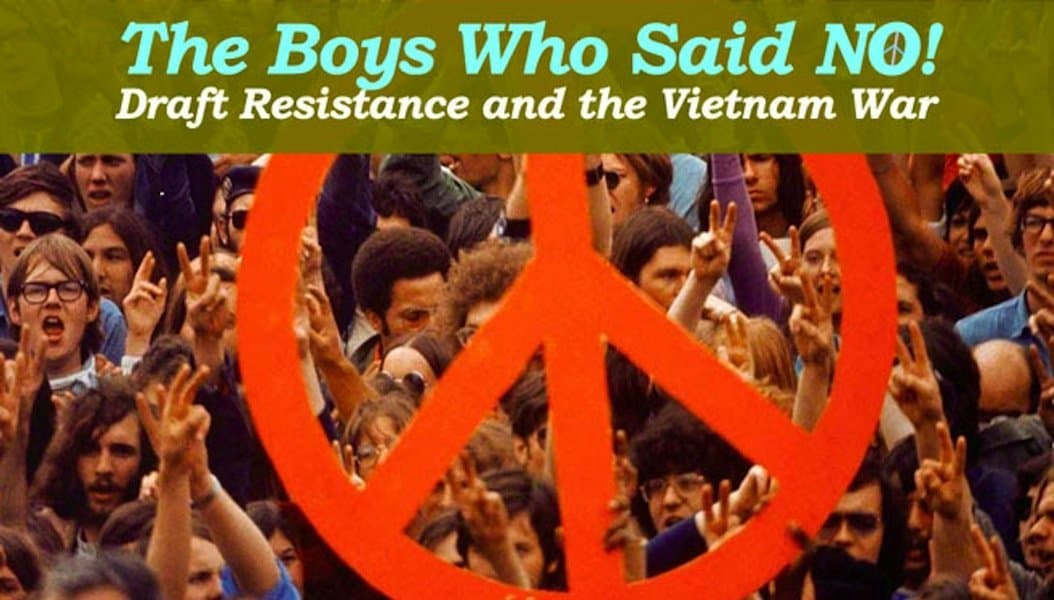 The boys who said no to Vietnam