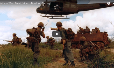 The Doors – Break on Through with Vietnam Footage WOW