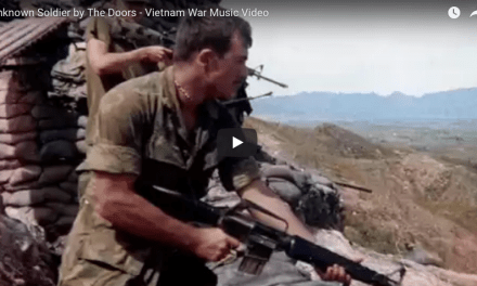 The Doors: Unknown Soldier – Vietnam Footage