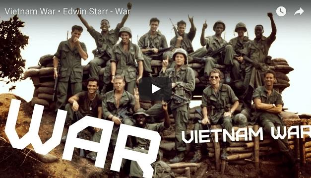 Edwin Starr – War | Vietnam Footage