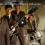 """The Animals """"House of the Rising Sun"""" with Vietnam Footage"""