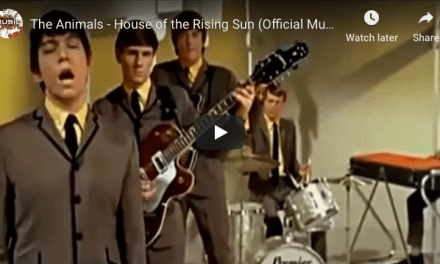 "The Animals ""House of the Rising Sun"" with Vietnam Footage"
