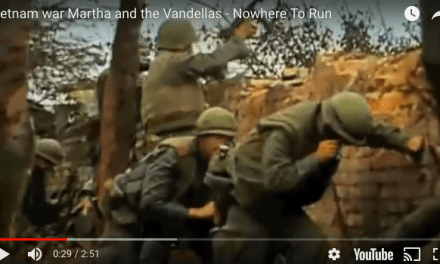 Martha and the Vandellas – Nowhere To Run | Vietnam Footage