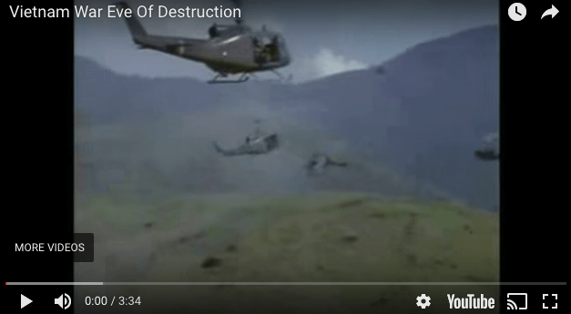 Eve Of Destruction – Barry McGuire | Vietnam Footage