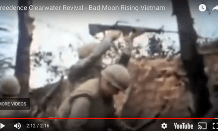 Creedence Clearwater Revival – Bad Moon Rising Vietnam