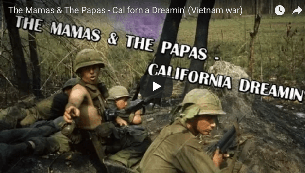 The Mamas & The Papas: California Dreamin' – Vietnam