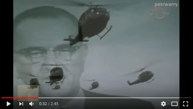 Jefferson Airplane – White Rabbit Remix (Vietnam War Music Video)