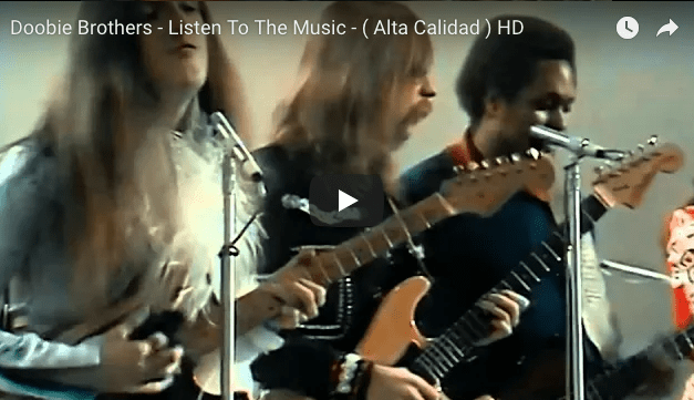 Doobie Brothers – Listen To The Music