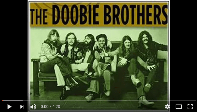 The Doobie Brothers – Black Water