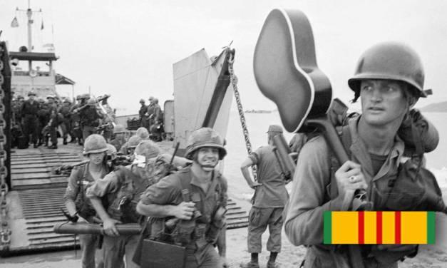 The Byrds: Mr Tambourine Man – Vietnam Vet Tribute Video