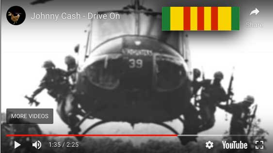 Johnny Cash: Drive On
