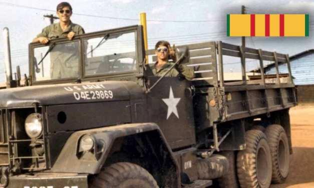Johnny Cash: Drive On – Vietnam Vet Tribute Video