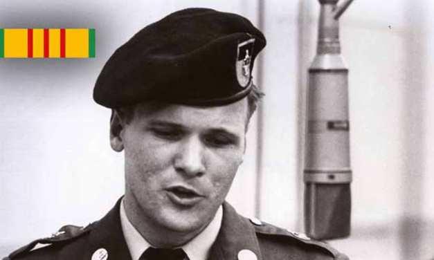 SSgt. Barry Sadler: I'm A Lucky One – Vietnam Vet Tribute Video