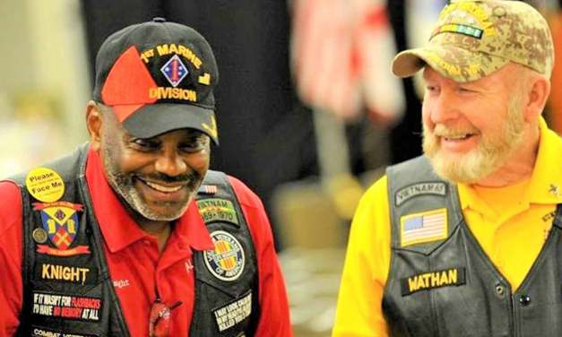 These Vietnam Veterans Never Expected The Welcome Home They Received Over 40 Years Later
