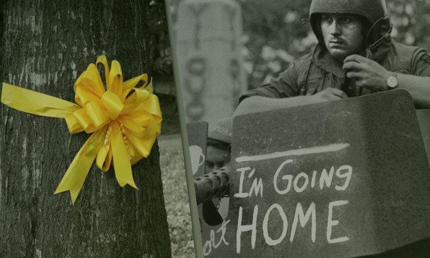 Tony Orlando & Dawn: Tie a Yellow Ribbon Round the Old Oak Tree – Vietnam Vet Tribute Video