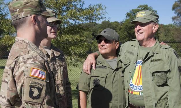 101st Airborne Vietnam Vet Tribute Video – Last Train to Clarksville