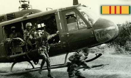 The Four Tops: Reach Out I'll be There – Vietnam Vet Tribute Video
