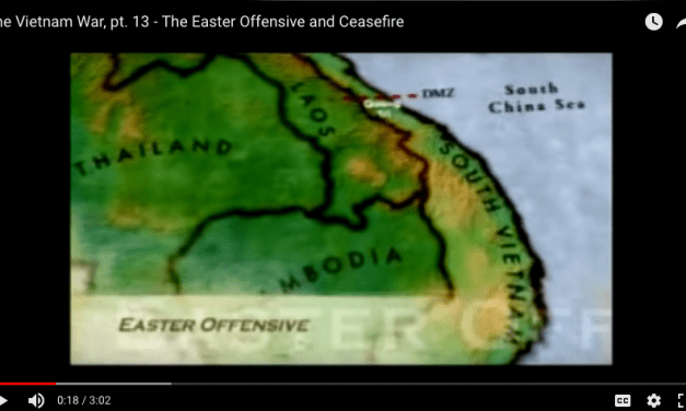 The Easter Offensive and Ceasefire
