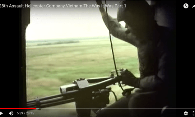 128th Assault Helicopter Company Vietnam – The Way It Was