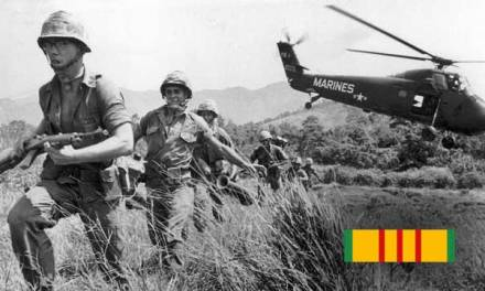 Remembering The Days of Vietnam