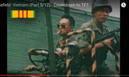 The Countdown to the TET Offensive