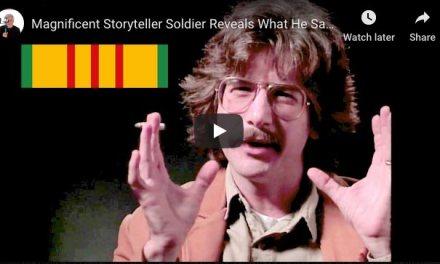 Magnificent Storyteller Veteran Reveals What He Saw In Vietnam