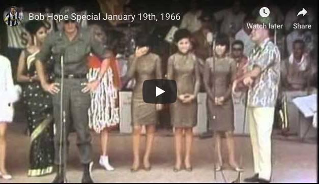 Bob Hope USO Special January 1966