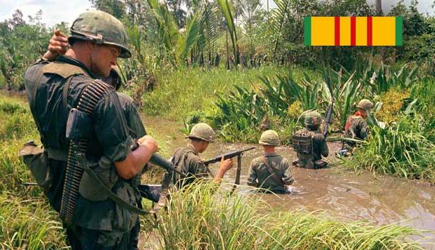 Tribute to Those Who fought in the Vietnam War