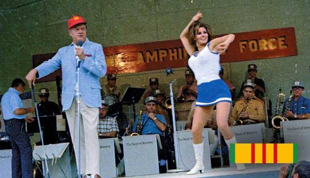 Bob Hope USO Specials – January Shows in Vietnam