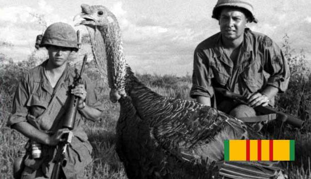 Thanksgiving In Vietnam (1966/69) | Silent Footage