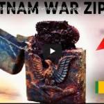 Vietnam War Era Zippo lighter restoration