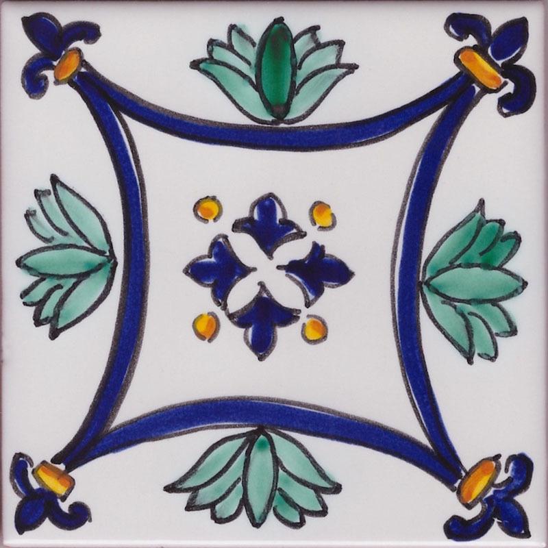 Mattonelle decorate per pavimenti  Piastrella Artistica