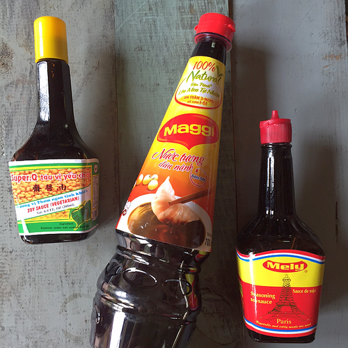 Maggi Seasoning Sauce Real vs Knockoffs  Viet World Kitchen