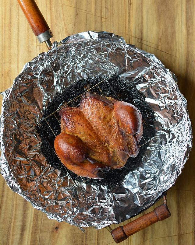 tea smoked chicken recipe