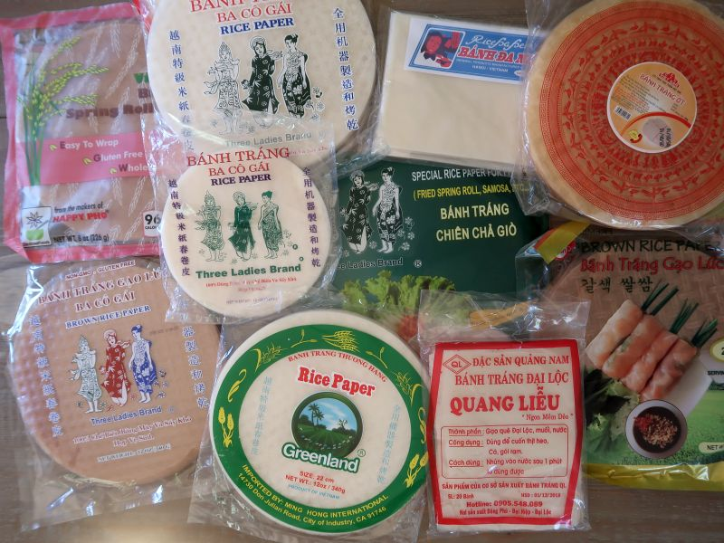 my big rice paper buying guide viet