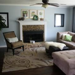 How To Design My Living Room Owl Decor Decorate The Easy Formula For A Well Designed Was Stuck Years Because I Had Random Colors Brown On Couch And Blue Walls Nothing Pull It All Together
