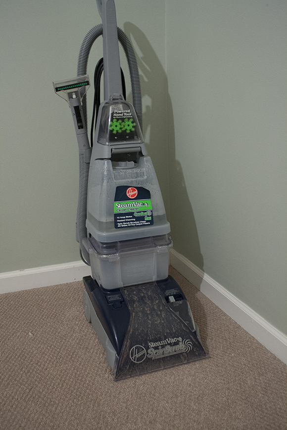 How Do You Use A Hoover Spinscrub 50 Carpet Cleaner Www
