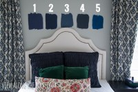 Master bedroom paint reveal! - * View Along the Way