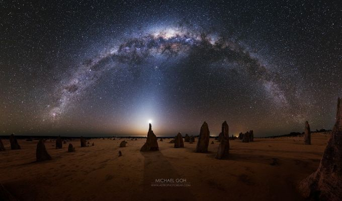 The Light Within by Astrophotobear - The Wonders of the World Photo Contest