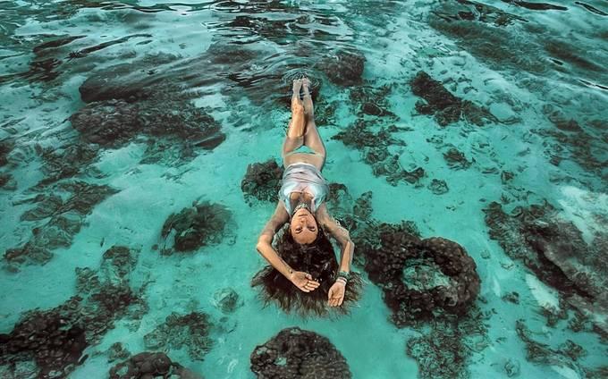 Zij is de oceaan. door alexeyvladimir - Unieke locaties fotocompetitie