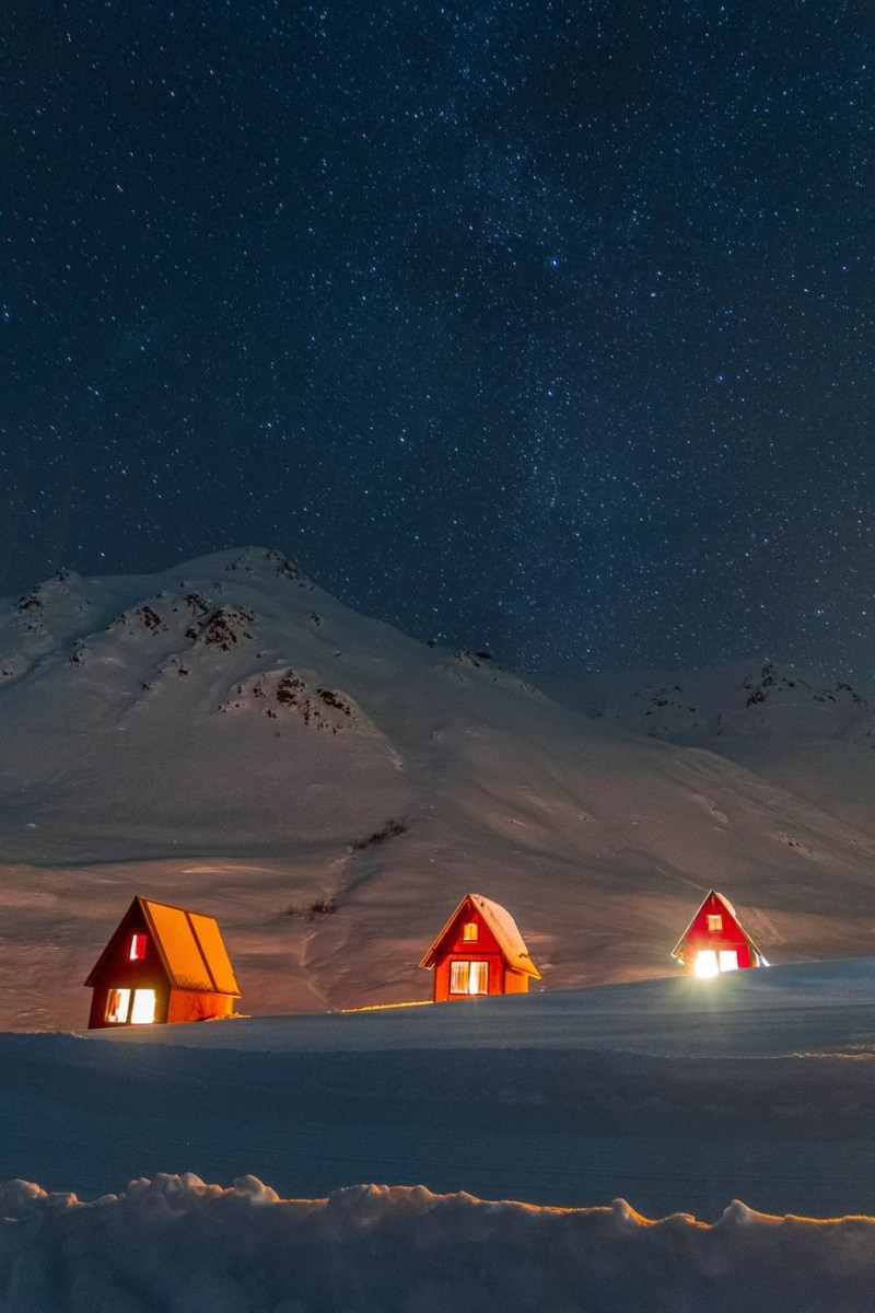 night under the stars by patrickthun - The Wonders of the World Photo Contest
